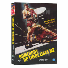 Somebody Up There Likes Me (1956) DVD - Paul Newman