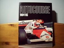 AUTOCOURSE YEARBOOK 1984-85