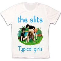 The Slits Typical Girls Post Punk Retro Vintage Hipster Unisex T Shirt 1637