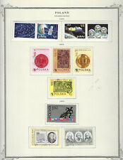 Poland.#1979/2001.Cto.197 3.9 Diff Commemoratives