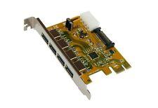 Exsys EX-11094 - USB 3.0 Super-Speed PCI-Express Karte mit 4 Ports