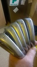 Individual Icarus Pro-Comp Irons Reg 70-80 mph Steel Shafts gc