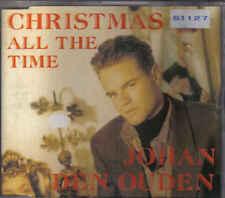 Johan Den Ouden-Christmas All The Time cd maxi single