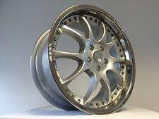 Alufelgen RH RMK Dynamik 2tlg 8,5x19 Edelstahl Tiefbett ! Audi BMW Mercedes GTI