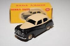 DINKY TOYS 161 AUSTIN SOMERSET SALOON TWO TONE CREAM BLACK MINT BOXED RARE