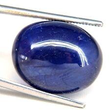 TOP BIG SAPPHIRE : 28,86 Ct Natürlicher Blau Saphir  aus Ceylon