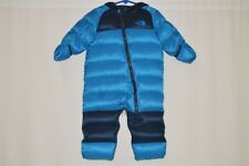 THE NORTH FACE LIL' SNUGGLER DOWN BUNTING SKI SNOWSUIT BABY 6-12 MONTHS