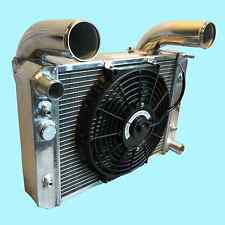 VW POLO DERIVED RADIATOR INTERCOOLER & FAN COMBO WESTFIELD KIT CARS ETC UK MADE