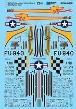 Microscale Adhesivos 1/48 North American F-86e Sabre #Ac480060