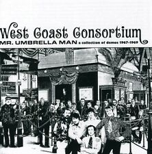 Mr. Umbrella Man - West Coast Consortium (2008, CD NEUF)