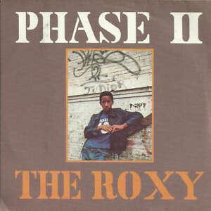 """Phase 2 The Roxy 7"""" VINYL Disc' AZ International 1982"""