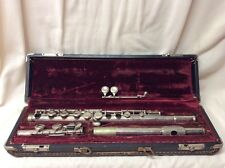 La Monte Flute With Case. Made In Italy 3999.  Y. Free Shipping!