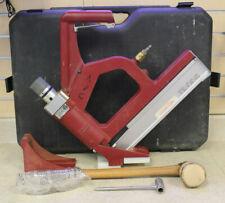 Porta-Nails Portamatic 421 Flooring Nailer w/ Case * Pre-owned* Free Ship