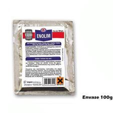 Détergent pour barils et todo Type d' equipes établissement vinicole ENOLIM 100g