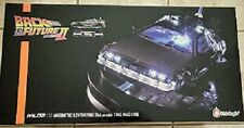 Kids Logic Back To The Future Ii 1:20 Magnetic Levitating DeLorean. New in Box
