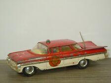 Chevrolet Impala Fire Chief - Corgi Toys 439 England *45214