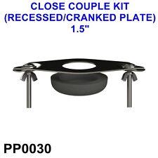 """Pp0030 1 1/2 """"fermer couplage Kit (encastré / 8 Plaque) * moins cher sur ebay *"""