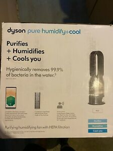NEW RETAIL Dyson Pure Humidify + Cool PH01 Air Purifier - Black/Nickel