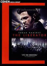 DVD: The Liberator, Alberto Arvelo. Good Cond.: Danny Huston, Edgar Ramirez, Mar