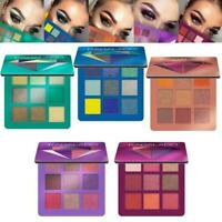 9 Colors Eyeshadow Palette Beauty Make Up Shimmer Matte Eye Shadow Gift Cos L6J0