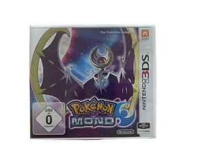 Pokémon Mond (Nintendo 3DS, 2016, DVD-Box) - European Version