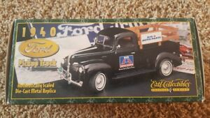Big A Auto Parts 1940 Ford Pickup Delivery Truck Ertl Diecast, New in Box
