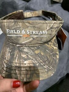 Field & Stream Camo Visor RealTree Xtra Hat