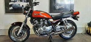 Kawasaki Zephyr 750 1.Hand Sensationell nur 7400Km! New Oldtimer