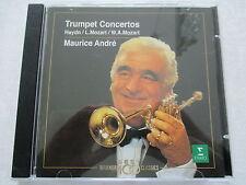 MAURICE ANDRE: Trumpet Concertos (Haydn, Mozart) - CD JAPON