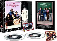 Breakfast Club - Limited Edition VHS Collection DVD + Blu-Ray