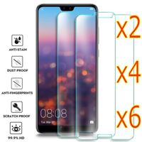 Huawei P20 Pro/P20 Lite P8/P9/P10 Lite Honor 8 9 Tempered Glass Screen Protector