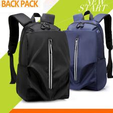 USB Schoolbag Student Backpack Simple Backpack Travel Leisure Bag Rucksack