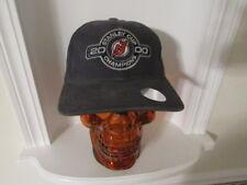NEW JERSEY DEVILS 2000 STANLEY CUP CHAMPIONS NEW ERA STRAPBACK HAT