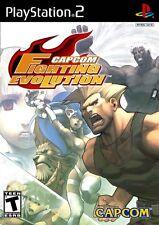 Capcom Fighting Evolution - Playstation 2 Game Complete