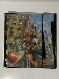 🔥 Vintage 90's NO Rules 🔥SUPER RARE STREET HOCKEY - MEAD TRAPPER KEEPER 🔥