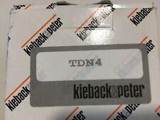 Kieback & Peter TDN4 sonda immersione 400 mm inox