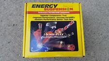 Energy Suspension 4.2148G Leaf Spring Bushing Set