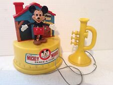 MICKEY Mouse dial-a-tune A BATTERIA