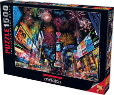 ANATOLIAN JIGSAW PUZZLE NEW YORK AIMEE STEWART 1500 PCS #4545