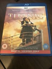 Titanic 3D Blu-ray FREE UK POST Leonardo DiCaprio Kate Winslet James Cameron