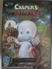 Casper's Scare School: Scare Day (DVD, 2011) NEW SEALED PAL Region 2