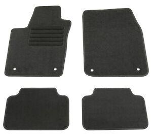 Fußmatten Set für Jeep Grand Cherokee 2013-2016 Matten Autoteppiche Passform