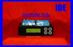 MediaStor 1-7 target IDE DVD CD duplicator controller, for controller unit only.