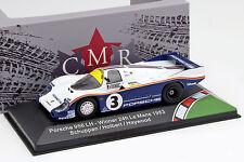 PORSCHE 956 LH #3 WINNER 24h LEMANS 1983 Schuppan/HOLBERT/Haywood 1:43 CMR