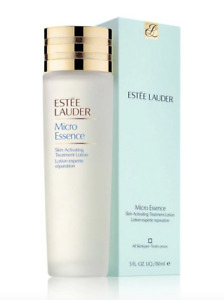 Estee Lauder Micro Essence Skin Activating Treatment Lotion 5oz./150ml New