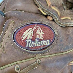 """Used Nokona AMG 175 12"""" Baseball Glove RHT The American Glove"""