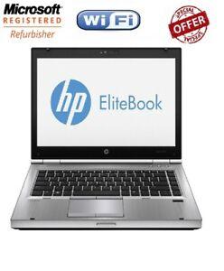 HP EliteBook 8470p Laptop. 4GB, 500GB, Windows 10 GRADE A I5 3RD GEN BARGAIN