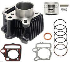 Cylinder Top End Rebuild Kit 100cc 50mm 1P50FMG Dirt Pit Bike Quad ATV 97CM3 A