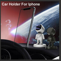 Universal Astronaut Magnetic GPS Mobile Phone Holder Bracket For iPhone X XS MAX