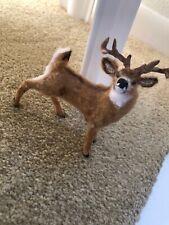 dollhouse miniatures 1:12 artist offerings reindeer ooak